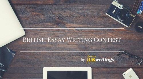 British essay writing contest